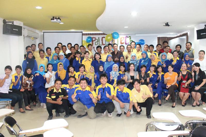 Acara Syukuran Ulang Tahun PalComTech ke-10