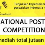 Ikuti National Poster Competition Pada Indonesian Tax Festival 2013