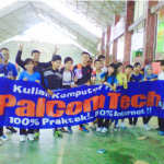 Meriahnya Grand Final Futsal PalComtech Baturaja
