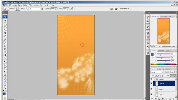 RudiaQu: Tehnik Membuat Desain X Banner Sederhana Dengan
