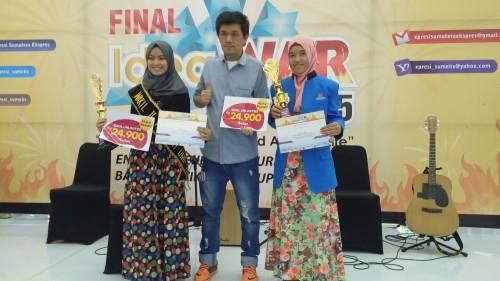 Fitri Bersama Pemenang Lomba Jurnalistik