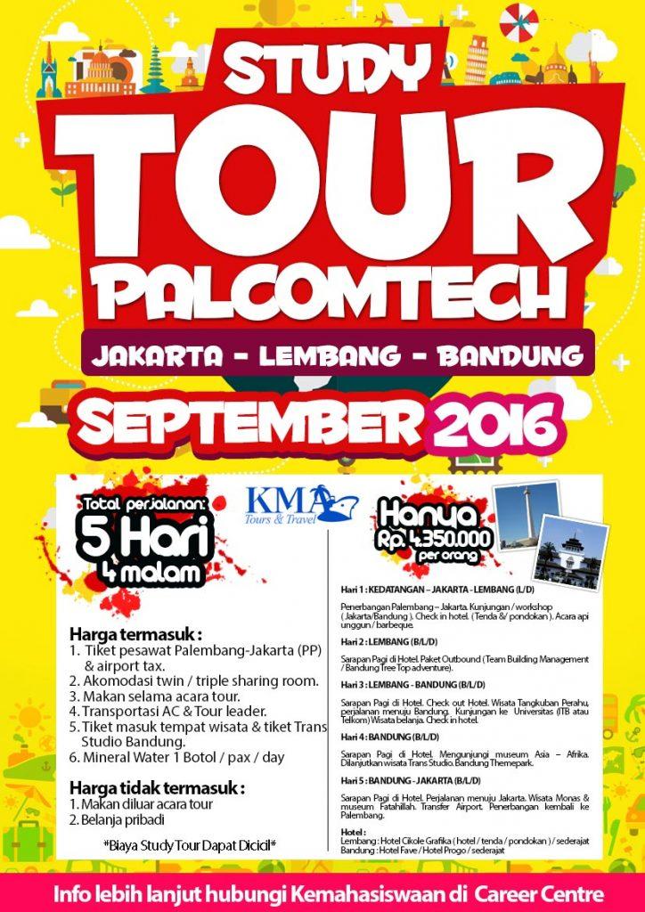 Harga Paket Tour Bandung 5 Hari 4 Malam | Jani Djaya Tour ...