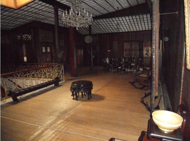 Ruang Dapur Rumah Bari